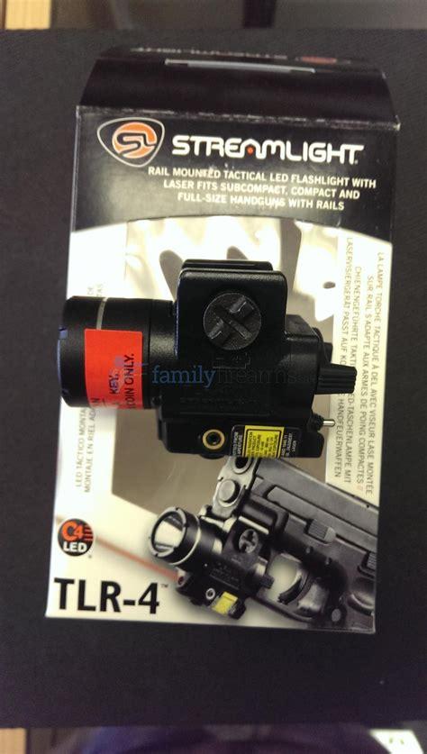 streamlight tlr 4 tac light with laser streamlight tlr 4 tac light with laser black 69240