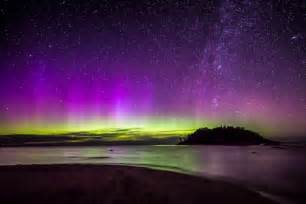 Northern Lights In Michigan by 5 Lookouts For The Northern Lights Travel Marquette Michigan