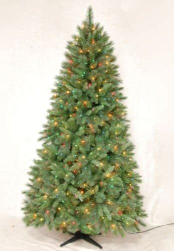 best deals on articificial trees best deal smith 7 5ft artificial tree bristol pine multicolor never out lights