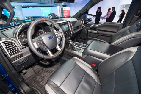 Image Gallery 2017 Raptor Interior
