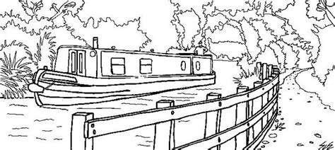 how to draw a narrow boat new how to draw a foxglove draw