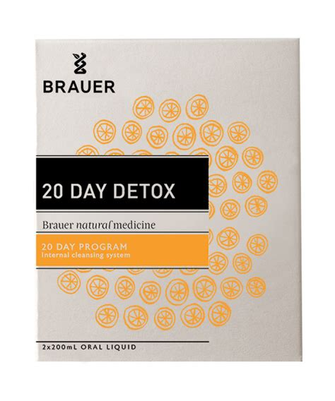 Ambien Detox Plan by Brauer Elimitona 20 Day Detox Reviews Productreview Au