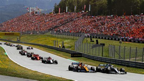 teams  race day  austria formula