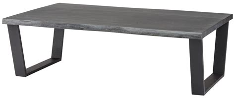 versailles oxidized grey wood coffee table hgsx205 nuevo