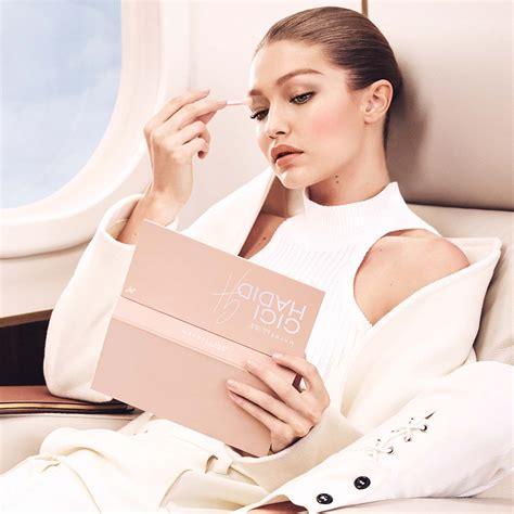 Maybelline Jetsetter Palette jetsetter makeup palette gigi hadid makeup collection