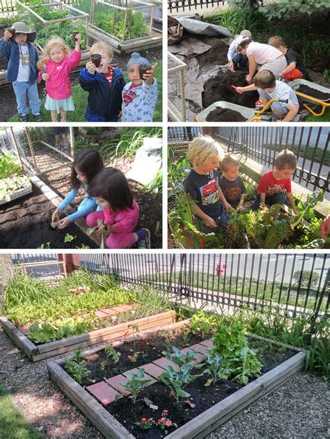 Garden Preschool Smart Preschool Children S Garden And Nature