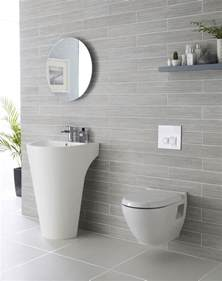 Grey And White Bathroom Tile Ideas 25 Best Ideas About Grey Bathroom Tiles On Pinterest