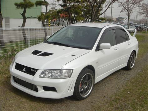 mitsubishi evolution 2002 mitsubishi lancer evolution evolution 7 gt a 2002 used