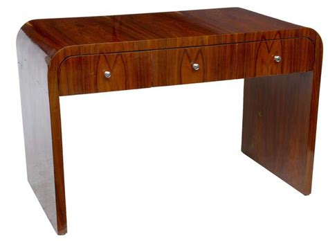 art deco style writing desk art deco desk writing bureau vintage furniture