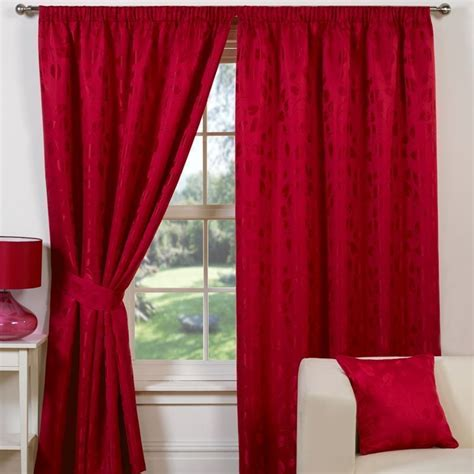 curtains 90 by 90 trieste curtains 90 quot width x 90 quot drop red buy online
