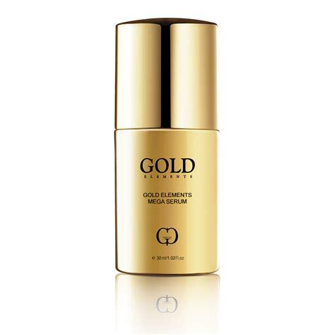 Serum 24k Gold gold elements mega serum superior skin brightening