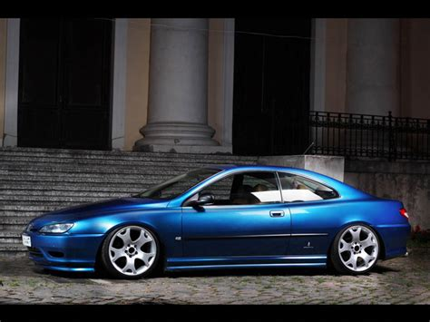 peugeot 406 coupe stance peugeot safety stance