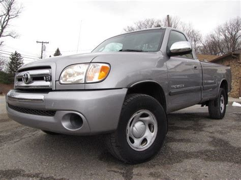 2003 toyota tundra bed size 03 toyota tundra sr5 4wd v8 regularcab 8 quot bed