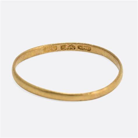 antique georgian 18 karat gold quot 1806 quot wedding band ring at
