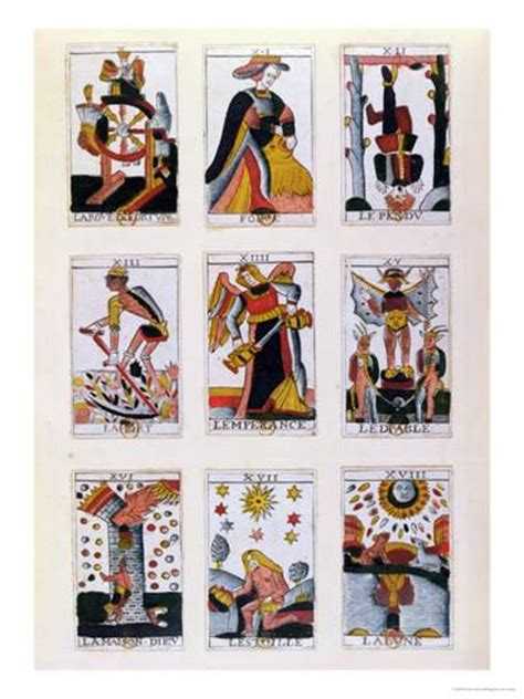 The Tarot Of Vyres Intl traditional tarot cards sta gicl 233 e