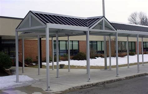 aluminum canopies and awnings aluminum metal awning system roll formed aluminum