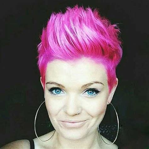 Cut Pink 20 pink pixie cuts hairstyles haircuts 2018