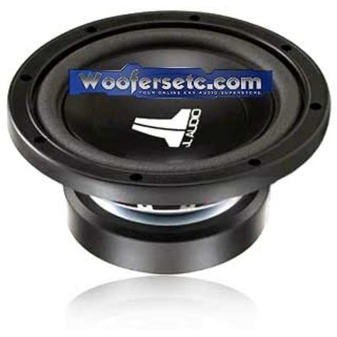 Speaker Subwoofer 150 Watt 8w3 v2 d2 jl audio 8 quot 150 watt rms dual 2 ohm subwoofer