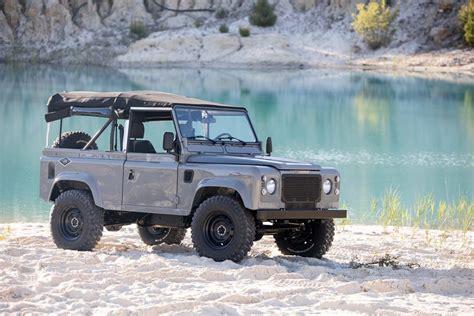 vintage range rover defender land rover defender td5