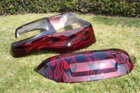 Custom Glossy Valentino Cilubaa club car precedent golf cart custom marble effect cowl high gloss paint lsv carts