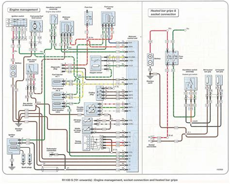 bmw k75 wiring diagram bmw r1200 wiring diagram free