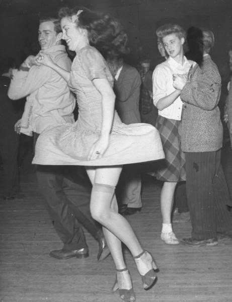 1940 swing dance dancers 1940s dance pinterest