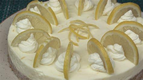 Lemon Cheesecake Decoration by No Bake Lemon Cheesecake Recipe Titli S Busy Kitchen