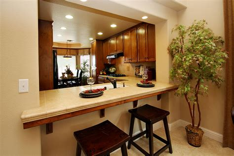 kitchen breakfast bar design breakfast bar in kitchen kitchen and decor