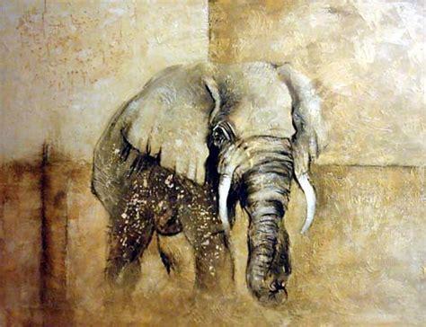 cuadros elefantes cuadro elefante bdgf032