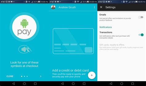 Android Pay by Officially Rolling Out Android Pay Starting Today
