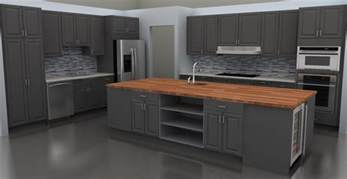 Wooden Cabinets Ikea Stylish Lidingo Gray Doors For A New Ikea Kitchen