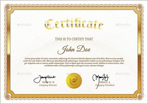 certification templates 33 psd certificate templates free