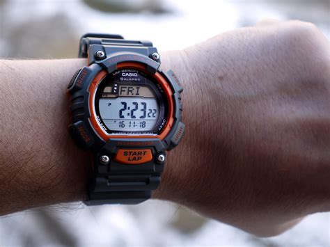 Casio Solar by Casio Stl S100h 4avcf Tough Solar Fitness High