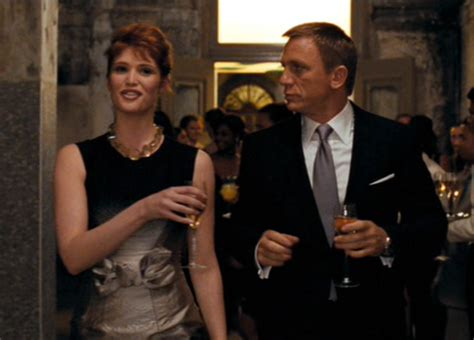 Quantum Of Solace Wardrobe by Tom Ford Suit And Shirt Qos Page 1 Bond
