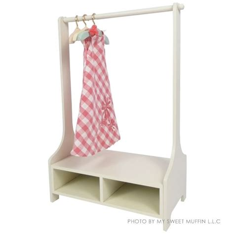 Dress Up Clothes Rack maileg clothes rack for dress up room ideas
