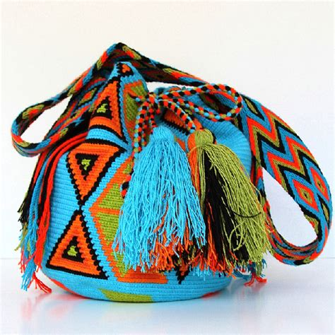 Handmade Bags - la mochi colorful handmade bags live colorful