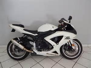 Suzuki Gsxr White Suzuki Gsxr 600 White 16 000 Km S Pretoria Co Za
