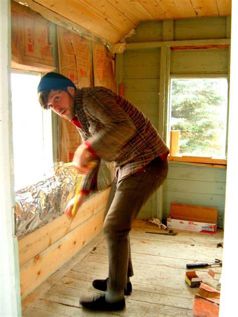 build  sauna    shed dengarden