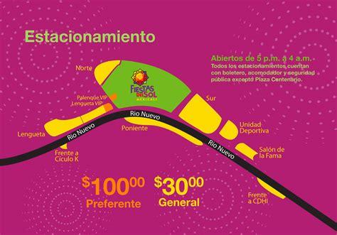 calendario de artistas fiestas del sol 2009 desde mexicali baja estacionamiento fiestas del sol 2014