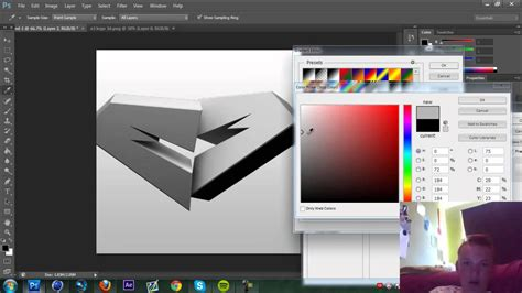 design your own youtube icon photoshop tutorial how to make a logo for your youtube