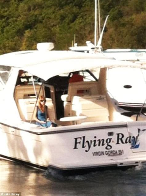 taylor swift on boat alone taylor swift splits from harry styles after almighty row