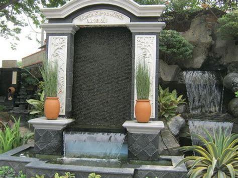 Air Mancur Batu Untuk Hiasan Meja Model Ulir Bola Putar foto desain taman rumah minimalis tanpa air 6jpg bed mattress sale