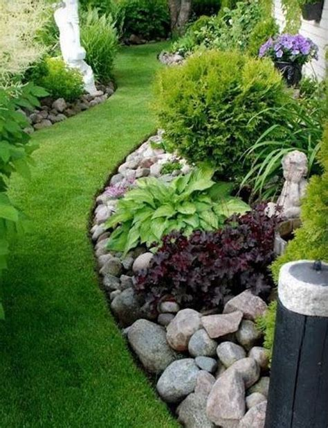 rock garden landscaping best 25 backyard landscape design ideas on