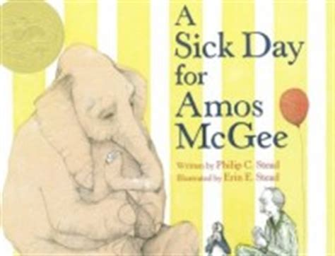 a sick day for amos mcgee books a sick day for amos mcgee the big book club