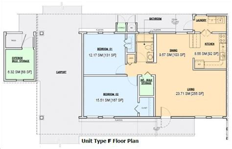hill afb housing nb guam nimitz hill housing type f 2 bedroom floor plan designated for e1 e6 and