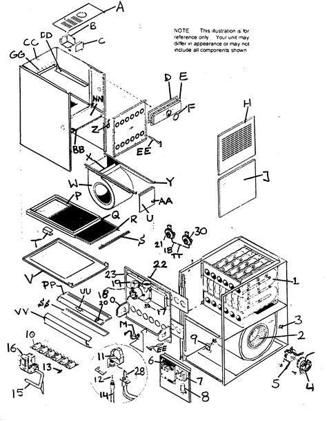 heil 7000 furnace wiring diagram heil free