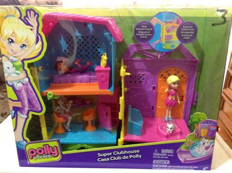 casa polly pocket polly pocket casa club 639 00 en mercado libre