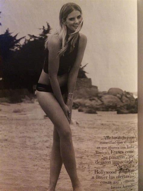desnudos en portadas de revistas jennifer lopez britney spears y javiera acevedo hace gala de su sensualidad en revista cosas