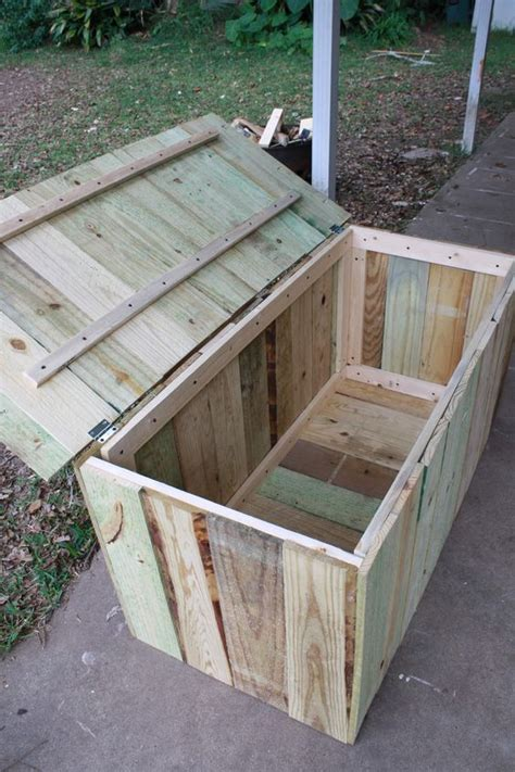 outdoor toy storage bench outdoor storage benches toys and storage boxes on pinterest