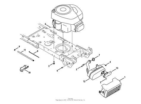 Craftsman Mower Wiring Diagram 917 255692 Craftsman | Www ...